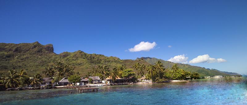 Französisch Poynesien-Südsee